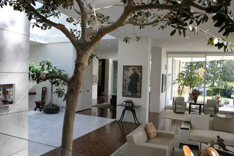 A look inside the home of Ellen Degeneres