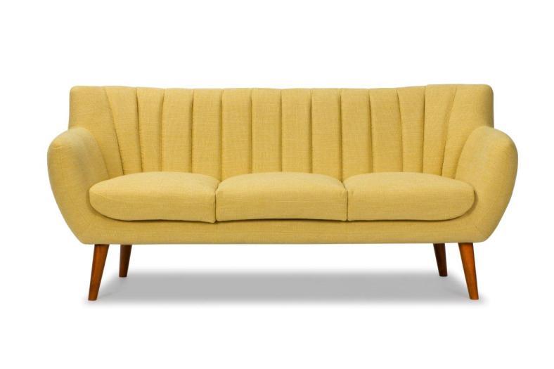 sofakompagniet gul sofa