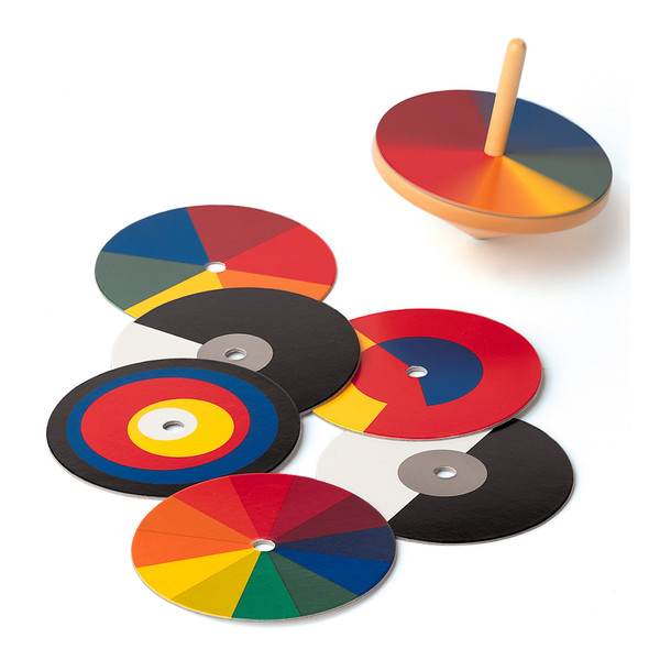 bauhaus snurretop med farver 269