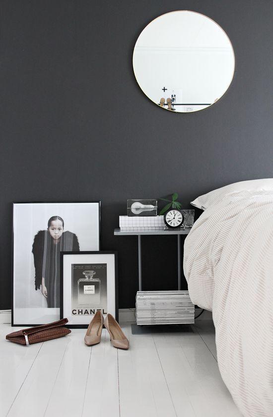 hvide gulve soveværelse
