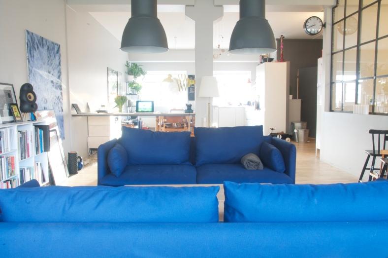 danish modern apartment