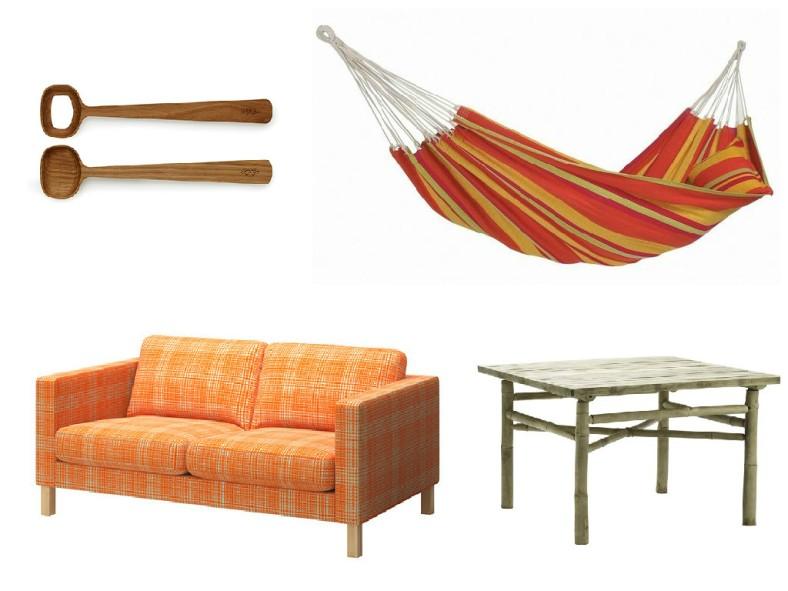 sommerhus retro møbler