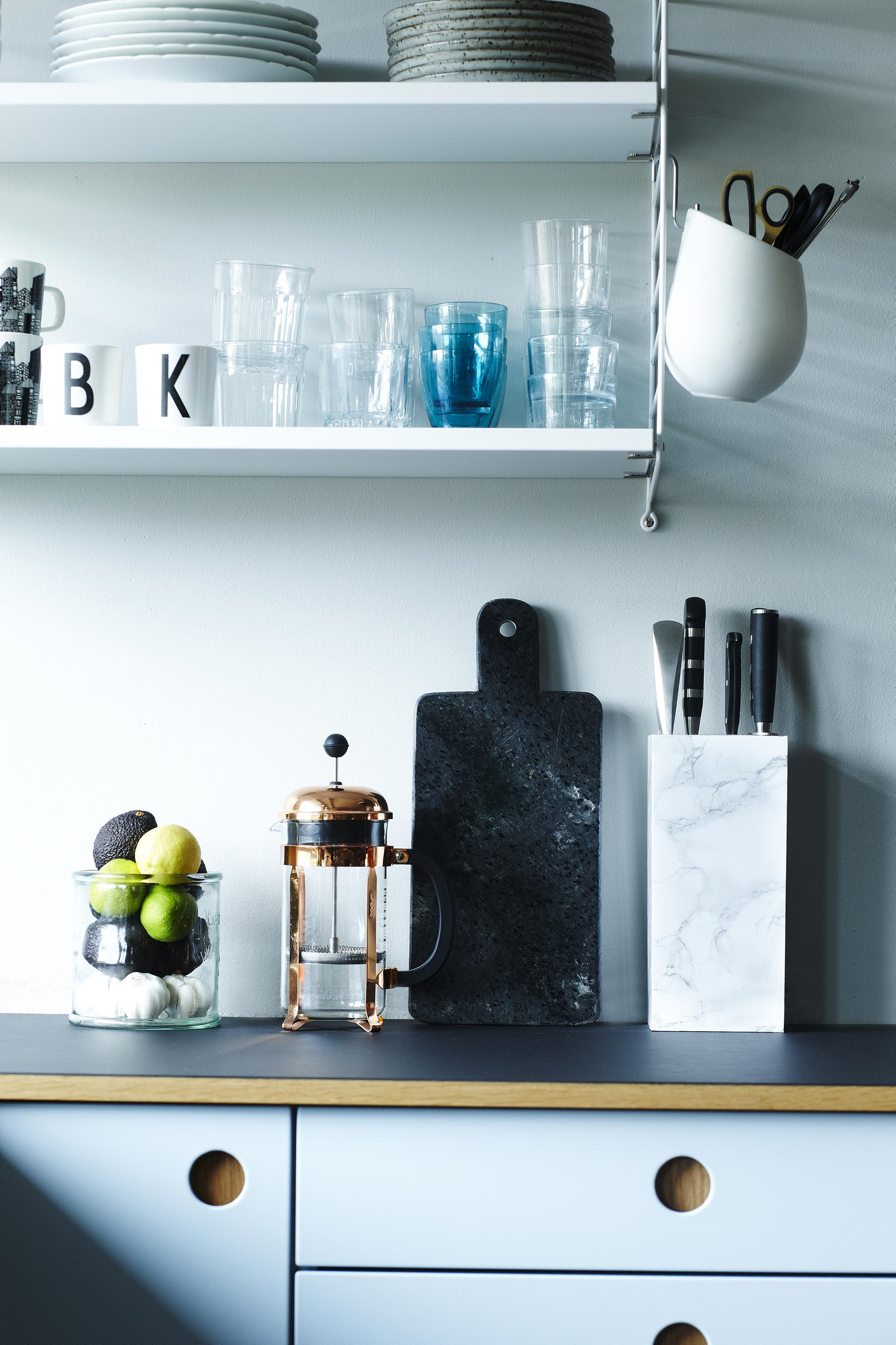 Nyt køkken – ihavesevenchairs